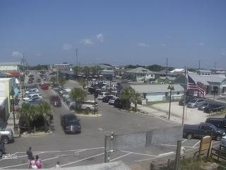 Kure Beach Street Cam